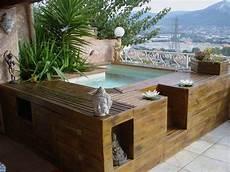 mini piscine en bois small pools mini piscine piscine