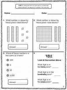 place value worksheets 2nd grade common 5419 math assessments for 2nd grade freebie math assessment second grade math common math