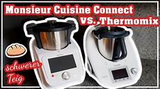 monsieur cuisine connect vs thermomix lidl
