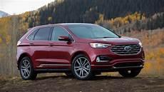 2019 Ford Edge Titanium Drive On The Edge Of
