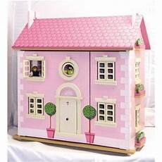 maison de poupéé en bois pas cher maison de poup 233 e en bois achat vente maison