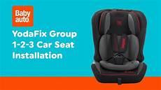 smyths toys babyauto yodafix 1 2 3 car seat