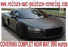 de voiture foot rap total covering blanc mat