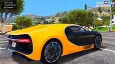 Bugatti Chiron Vision Tuning Gta V Mod 2 7k 1440p