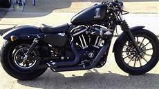 Harley Davidson Iron 883 Sportster Walk Around