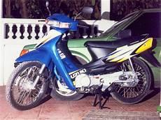 Modifikasi Motor Tornado by Kumpulan Foto Hasil Modifikasi Motor Suzuki Tornado 110