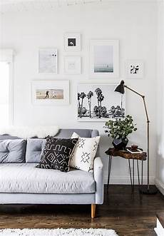 Home Decor Ideas White Walls by 99 Beautiful White And Grey Living Room Interior
