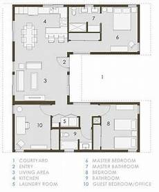 u shaped house plans single level u plan small house floor plans house plans u shaped