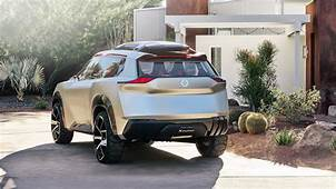 2018 Nissan Xmotion Concept 4K 2 Wallpaper  HD Car