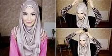 Kumpulan Tutorial Memakai Jilbab Terbaru