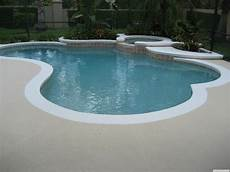 white edge pool deck color of pool deck should be a dark gray brown color outside spaces