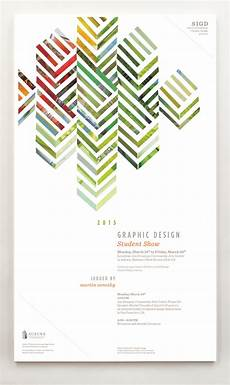 15 award winning posters created by in house designers