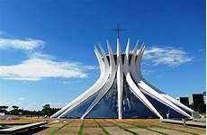 kathedrale brasília what are some beautiful structure of houses of worship in