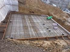 Betonieren Der Bodenplatte Unser Weg Zum Haus