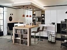 table ilot de cuisine un 238 lot central pour une cuisine ouverte conviviale
