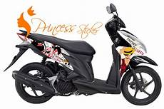 Stiker Motor Matic Keren by Cutting Sticker Motor Murah Di Surabaya Stiker Motor