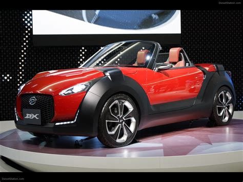 Daihatsu D-x Concept 2011 Exotic Car Wallpapers #02 Of 14
