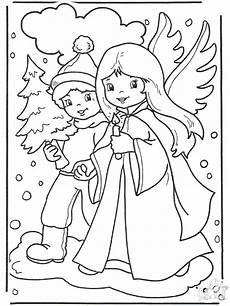 ausmalbilder christkind calendar june