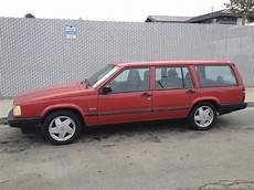 sell used 1990 volvo 740 turbo intercooler station wagon