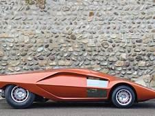 1970 Lancia Stratos HF Zero  Cars Concept