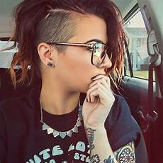 Side Shave Hairstyles 52 of the best side hairstyles
