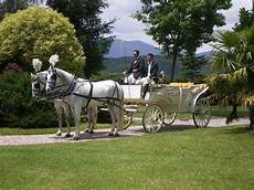 carrozza per cavalli carrozza con cavalli