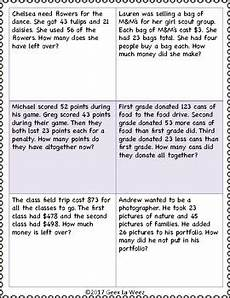 multi step word problems worksheets 3rd grade 11421 addition and subtraction multi step word problem worksheet by geez la weez