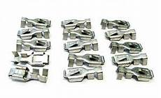 gm wire harness connectors 15 gm 12 awg wire wiring harness terminal crimp connectors nos ebay