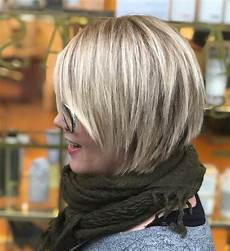 20 best ideas of textured and layered graduated bob hairstyles