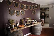 Wine Theme Decorations