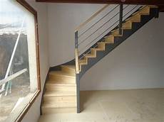 escalier moderne quart tournant escalier quart tournant aspect moderne escaliers quart