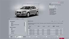 auto konfigurator audi auto konfiguratoren plaustri 180 s