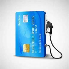 carte credit realiste concept station essence tuyau