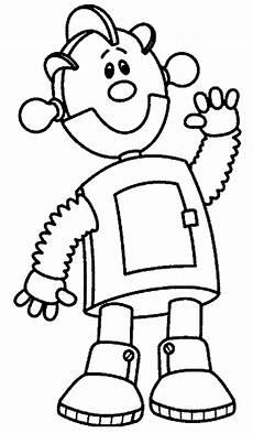Malvorlagen Roboter Free Roboter Ausmalbilderhq