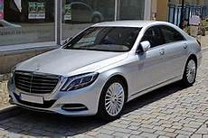 Mercedes S Class W222 The Free