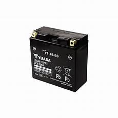 Yuasa Batterie De Moto 12v 12ah Yt14b Bs Pilesminute