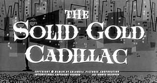 IMCDborg The Solid Gold Cadillac 1956 Cars Bikes