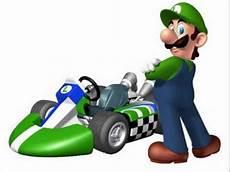 Tous Les Personnage De Mario Kart Wii