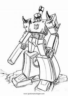 Malvorlagen Transformers Quest Transformers Megatron 4 Gratis Malvorlage In Comic