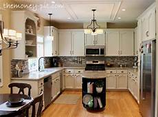 Kitchen Update Images by Outdated 1980 S Kitchen Makeover Appliances Cabinets