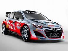 hyundai n performance division announced i20 wrc car