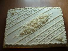 full sheet cake for a getogether in honor of our pastor
