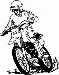 Malvorlagen Rider Moped Lachender Rennfahrer Ausmalbild Malvorlage Die