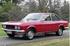 Sold Fiat 124 Bc Sport Coupe Auctions Lot 1 Shannons