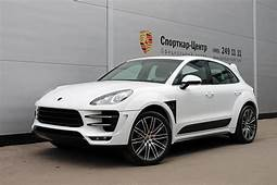 White Porsche Macan Ursa By Topcar For Sale  Autoevolution