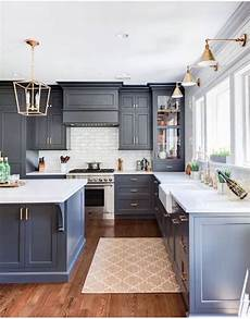 blue and white kitchen decor inspiration 40 ideas hello lovely