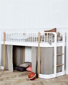 struttura letto a soppalco oliver furniture letto a soppalco basso linea wood