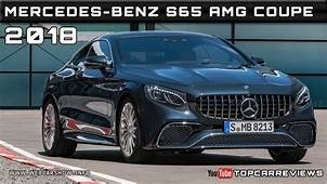 2018 MERCEDES BENZ S65 AMG COUPE Review Rendered Price