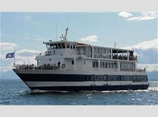Lake Champlain Shoreline Cruises aboard the Spirit of