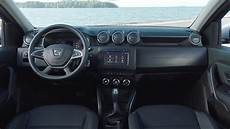 New Dacia Duster 2018 Interior